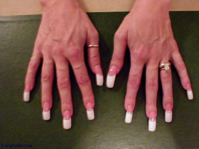 Dating site long nails